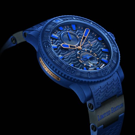 d5ce9490b Blue Ocean..Limited edition from Ulysse Nardin