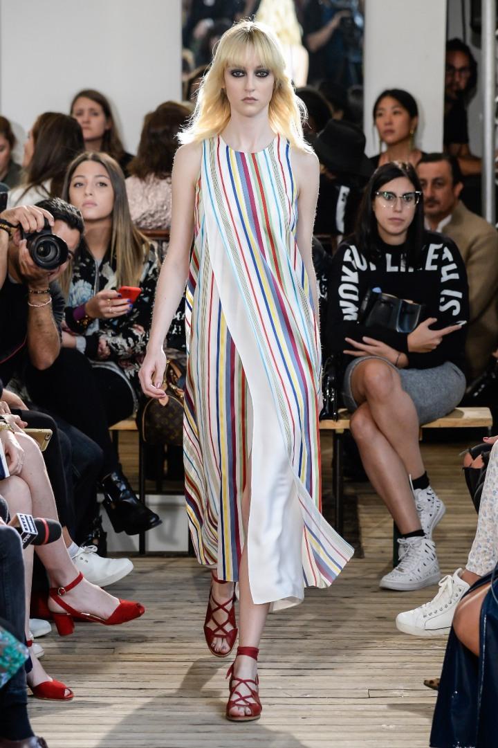Pixelformula womenswear ready to wear prêt a porter summer 2016 Maison Rabih Kayrouz