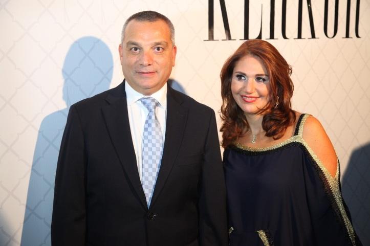Antoine Kerkor & Tania Kerkor