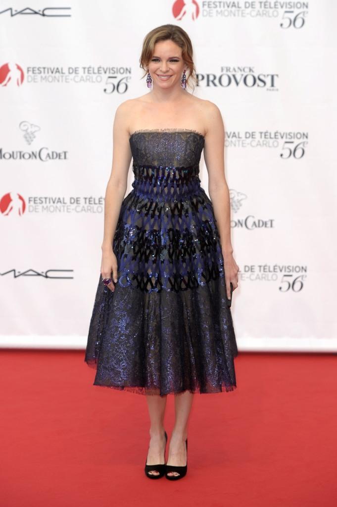 56th Television Festival, Monte Carlo, Monaco - 12 Jun 2016