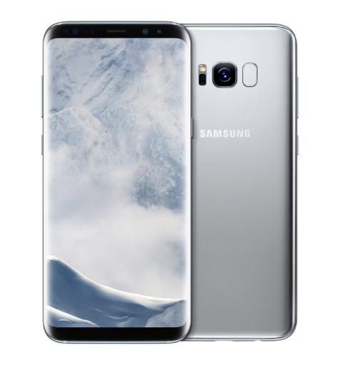 Galaxy S8_Artic Silver