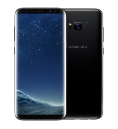 Galaxy S8_Midnight Black