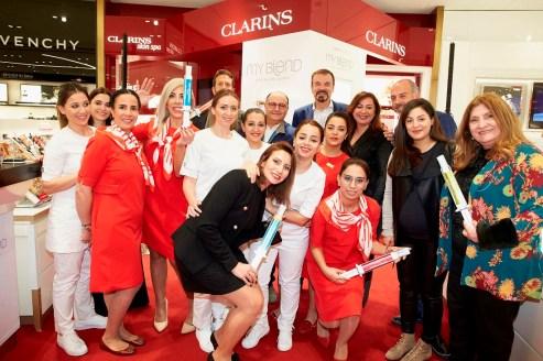 1- Clarins Team _A5O5522