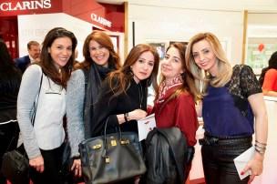 17- Randa Pharaon + Marie-Claire Mokbel + Christine Khoury + Rosy Chamieh + Maria El Khoury _A5O5416