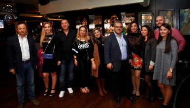 Hilton Beirut Habtoor Grand Hotel celebrates the 80s through fun filled Retro Nights (2)