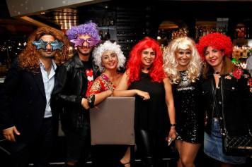 Hilton Beirut Habtoor Grand Hotel celebrates the 80s through fun filled Retro Nights (3)